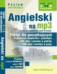 Angielski na mp3 Pakiet dla początkujących (Płyta CD) w sklepie internetowym Booknet.net.pl