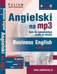 Angielski na mp3 Business English część 1 i 2 (Płyta CD) w sklepie internetowym Booknet.net.pl