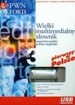 Wielki multimedialny słownik angielsko-polski polsko-angielski PenDrive (Płyta CD) w sklepie internetowym Booknet.net.pl