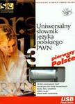 Uniwersalny słownik języka polskiego PWN (Płyta CD) w sklepie internetowym Booknet.net.pl