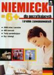 Niemiecki na 6+ dla początkujących i średnio zaawansowanych CD w sklepie internetowym Booknet.net.pl