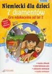 Niemiecki dla Dzieci 7 Diamentów (Płyta CD) w sklepie internetowym Booknet.net.pl