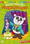 Kolorowanka przedszkolaka Zeszyt 3 w sklepie internetowym Booknet.net.pl