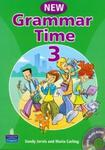New Grammar Time 3 with CD w sklepie internetowym Booknet.net.pl