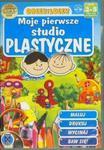 Bolek i Lolek Moje pierwsze studio plastyczne CD w sklepie internetowym Booknet.net.pl