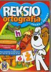 Reksio i ortografia CD w sklepie internetowym Booknet.net.pl