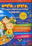 Bolek i Lolek na tropie zaginionej księgi ortografii CD w sklepie internetowym Booknet.net.pl