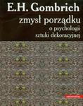 Zmysł porządku O psychologii sztuki dekoracyjnej w sklepie internetowym Booknet.net.pl