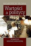 Wartości a politycy w sklepie internetowym Booknet.net.pl