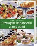 Przekąski, kanapeczki, zimny bufet w sklepie internetowym Booknet.net.pl