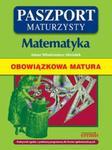 Paszport maturzysty Matematyka Obowiązkowa matura w sklepie internetowym Booknet.net.pl