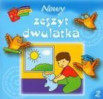 Nowy zeszyt dwulatka w sklepie internetowym Booknet.net.pl
