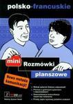 Rozmówki planszowe mini polsko-francuskie w sklepie internetowym Booknet.net.pl