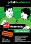 Rozmówki planszowe mini polsko-włoskie w sklepie internetowym Booknet.net.pl