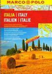 Włochy Atlas 1:300 000 w sklepie internetowym Booknet.net.pl