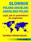 SŁOWNIK POLSKO-ANGIELSKI ANGIELSKO-POLSKI czyli, jak to powiedzieć po angielsku w sklepie internetowym Booknet.net.pl