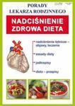 Nadciśnienie tętnicze Zdrowa dieta w sklepie internetowym Booknet.net.pl