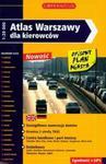 Atlas Warszawy dla kierowców 1:20 000 w sklepie internetowym Booknet.net.pl
