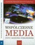 Współczesne media tom 1-2 w sklepie internetowym Booknet.net.pl