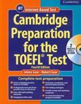 Cambridge Preparation for the TOEFL Test + CD w sklepie internetowym Booknet.net.pl