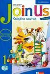 Join Us for English 1 Książka ucznia z płytą CD w sklepie internetowym Booknet.net.pl