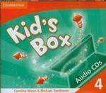 Kid?s Box 4 Audio CD w sklepie internetowym Booknet.net.pl