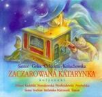 Zaczarowana Katarynka Kołysanki CD w sklepie internetowym Booknet.net.pl