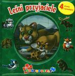 Leśni przyjaciele. Moje superpuzzle w sklepie internetowym Booknet.net.pl