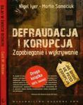Defraudacja i korupcja Bajki w świecie biznesu w sklepie internetowym Booknet.net.pl
