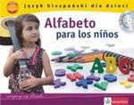 Alfabeto para los ninos Język hiszpański dla dzieci z mp3 w sklepie internetowym Booknet.net.pl