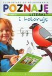 Poznaję literki i koloruję część 2 w sklepie internetowym Booknet.net.pl