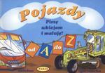 Pojazdy. Piszę, wklejam i maluję! w sklepie internetowym Booknet.net.pl