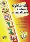Dyktanda i zabawy ortograficzne - klasy 1-2 gimnazjum w sklepie internetowym Booknet.net.pl