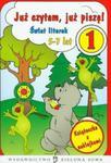 Już czytam, już piszę! 1 świat literek w sklepie internetowym Booknet.net.pl