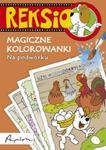 Reksio Magiczne kolorowanki Na podwórku w sklepie internetowym Booknet.net.pl