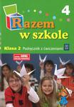 Razem w szkole 2 Podręcznik z ćwiczeniami część 4 w sklepie internetowym Booknet.net.pl