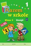 Razem w szkole. Klasa 2. Zeszyt 1 w sklepie internetowym Booknet.net.pl