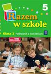 Razem w szkole 2 Podręcznik z ćwiczeniami Część 5 w sklepie internetowym Booknet.net.pl