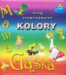 Mama Gąska uczy rozpoznawać kolory w sklepie internetowym Booknet.net.pl