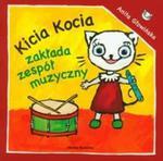 Kicia Kocia zakłada zespół muzyczny w sklepie internetowym Booknet.net.pl