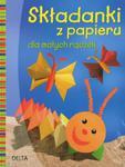 Składanki z papieru dla małych rączek w sklepie internetowym Booknet.net.pl