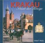 Krakau Stadt der Konige Kraków wersja niemiecka w sklepie internetowym Booknet.net.pl