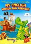 My English Words and Phrases Moje słówka i zwroty angielskie (Płyta CD) w sklepie internetowym Booknet.net.pl