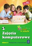 Razem w szkole. Zajęcia komputerowe. Klasa 2. Podręcznik z ćwiczeniami (+CD) w sklepie internetowym Booknet.net.pl