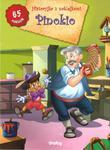 Pinokio Historyjka z naklejkami w sklepie internetowym Booknet.net.pl