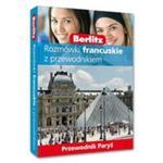 Rozmówki francuskie z przewodnikiem Paryż w sklepie internetowym Booknet.net.pl
