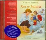 Kot w butach CD Słuchowisko dla dzieci w sklepie internetowym Booknet.net.pl