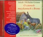O czterech muzykantach z Bremy CD Słuchowisko dla dzieci w sklepie internetowym Booknet.net.pl