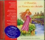 O Wandzie co Niemca nie chciała CD Słuchowisko dla dzieci w sklepie internetowym Booknet.net.pl