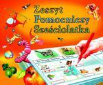 Zeszyt pomocniczy sześciolatka w sklepie internetowym Booknet.net.pl